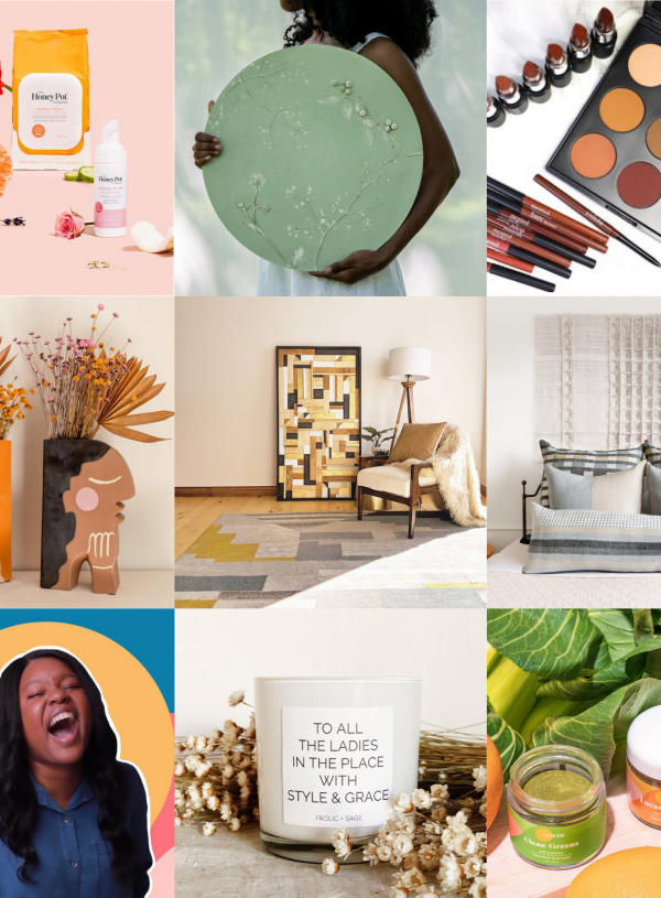 Nine Businesses Owned by Women of Color