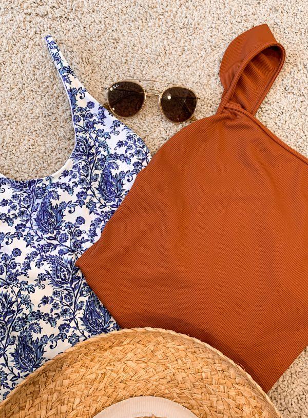 One-Piece Swimwear for Summer