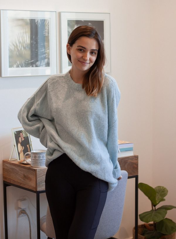 The Perfect Pullovers