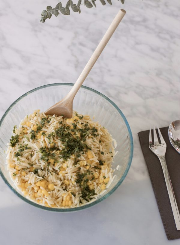 A Simple Orzo Favorite