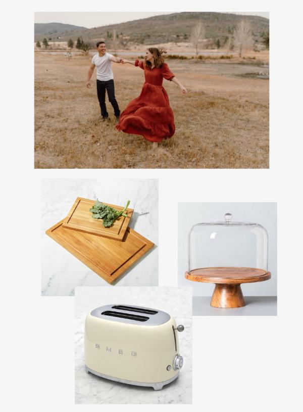 Wedding Series: A Peek at Our Registry