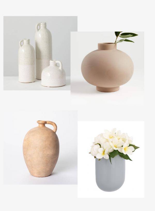 Timeless Flower Vases
